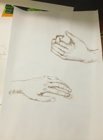 Drawing Hands, 2010